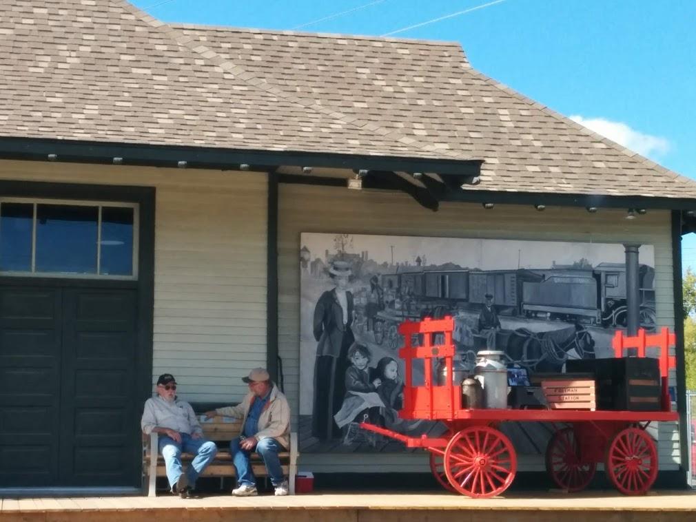 Burlington Junction Railway Station | museum | 1285 Fairview St, Burlington, ON L7S 1Y3, Canada