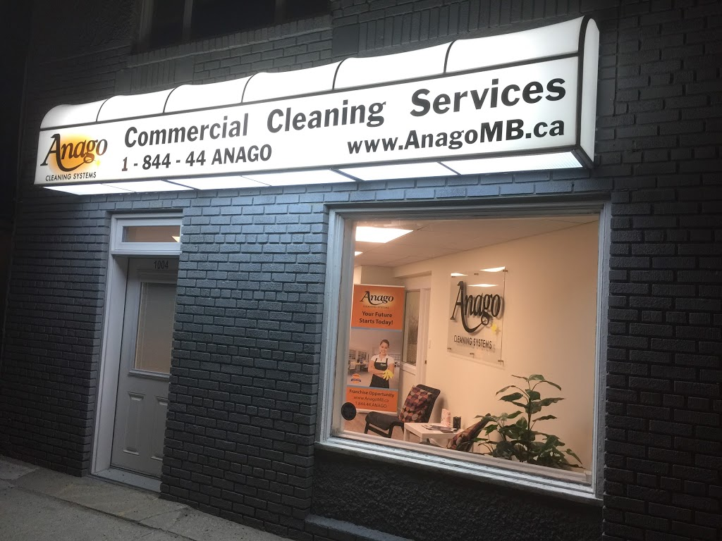 Anago Cleaning Systems - Winnipeg Commercial Cleaning and Janito | laundry | 1004 Pembina Hwy, Winnipeg, MB R3T 1Z5, Canada | 2045944666 OR +1 204-594-4666