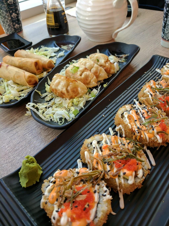 Roll It Up | restaurant | 1995 Brunswick St, Halifax, NS B3J 2G9, Canada | 9024070956 OR +1 902-407-0956