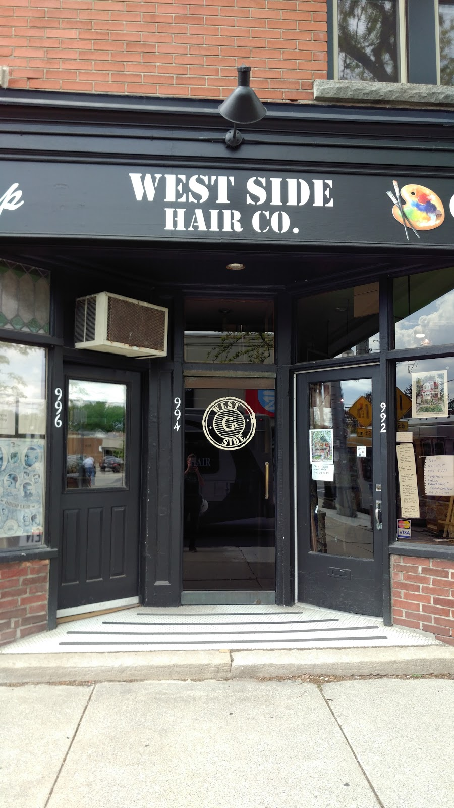 West Side Hair Co | hair care | 994 King St W, Hamilton, ON L8S 1L1, Canada | 9055215771 OR +1 905-521-5771