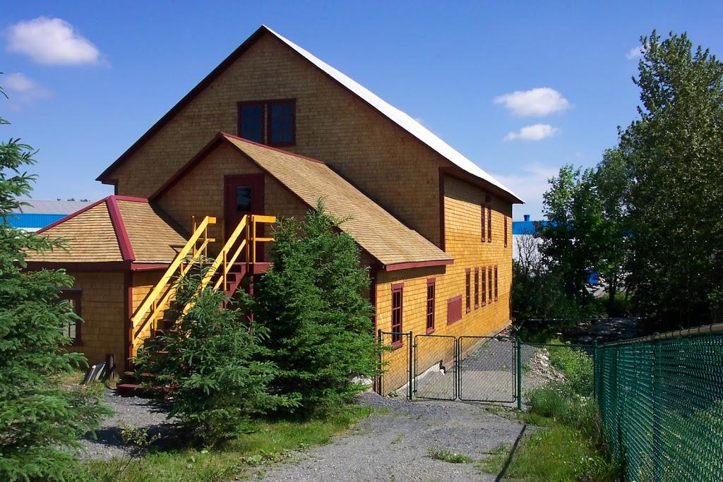 Le Vieux Moulin de Metgermette Nord   museum   150 Chemin des Bois-Francs, Sainte-Aurélie, QC G0M 1M0, Canada   4185933348 OR +1 418-593-3348