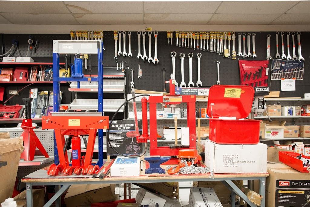 Surplus Jean-Talon | hardware store | 1750 Rue du Périgord, Québec, QC G1G 5X3, Canada | 4186242674 OR +1 418-624-2674