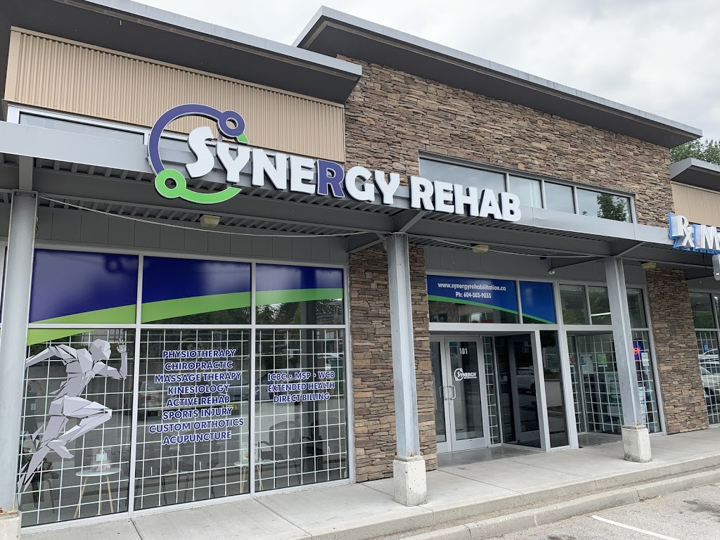 Synergy Rehab Surrey King George Physiotherapy & Sports Injury Clinic   health   8056 King George Blvd #101, Surrey, BC V3W 5B5, Canada   6045039033 OR +1 604-503-9033