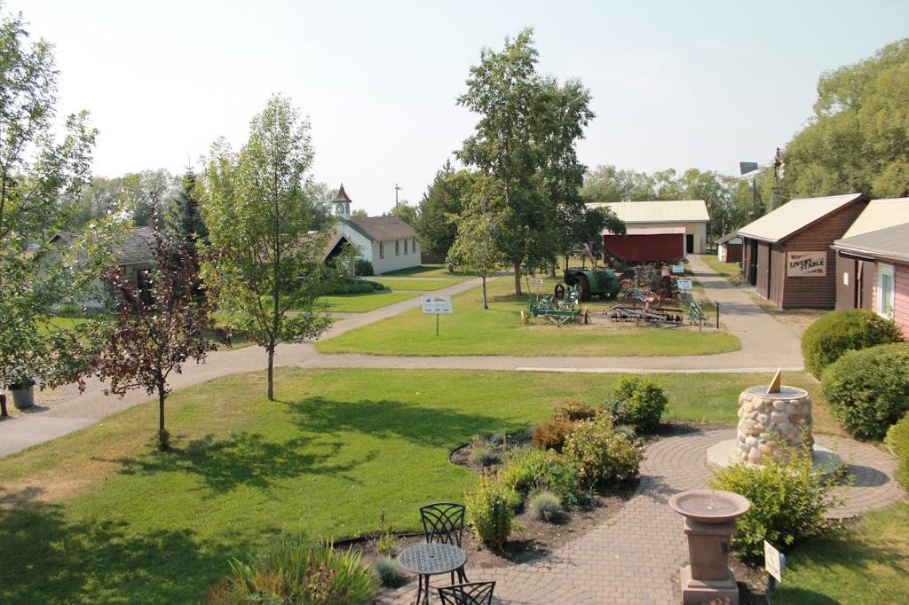 Innisfail Historical Village | museum | 5139 42 St, Innisfail, AB T4G 1K2, Canada | 4032272906 OR +1 403-227-2906