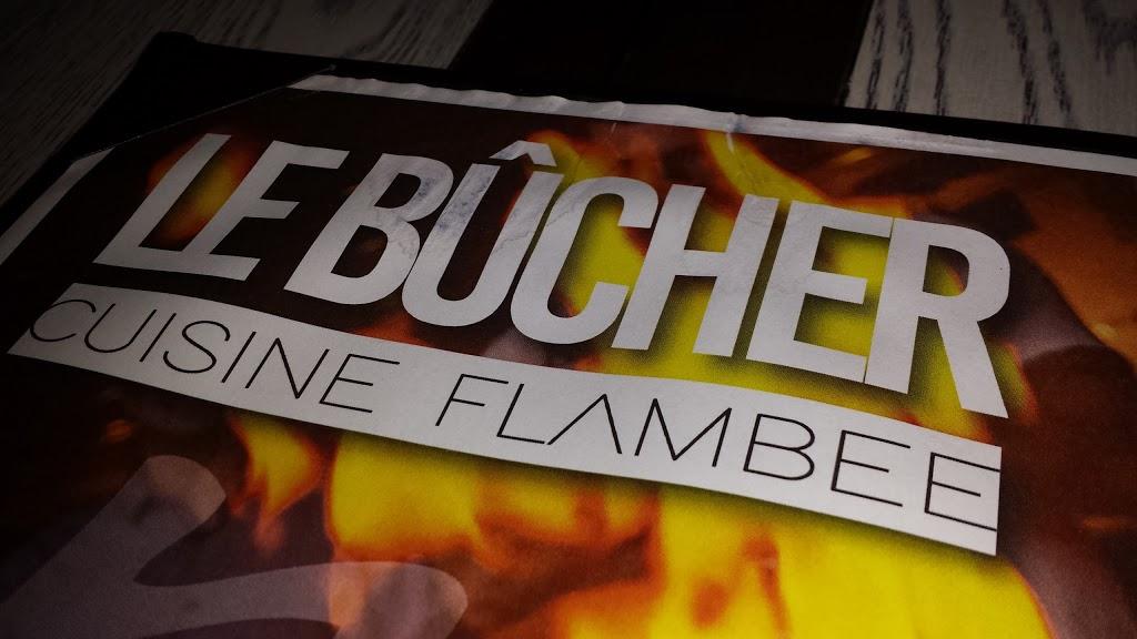 Le Bûcher Bar Spectacles | meal takeaway | 1750 Rue du Périgord, Québec, QC G1G 5X3, Canada | 4186283838 OR +1 418-628-3838