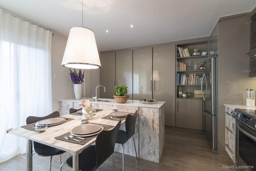 Cuisines Manon Leblanc | home goods store | 1650 Rue Notre-Dame Ouest, Montréal, QC H3J 1M1, Canada | 8446266652 OR +1 844-626-6652