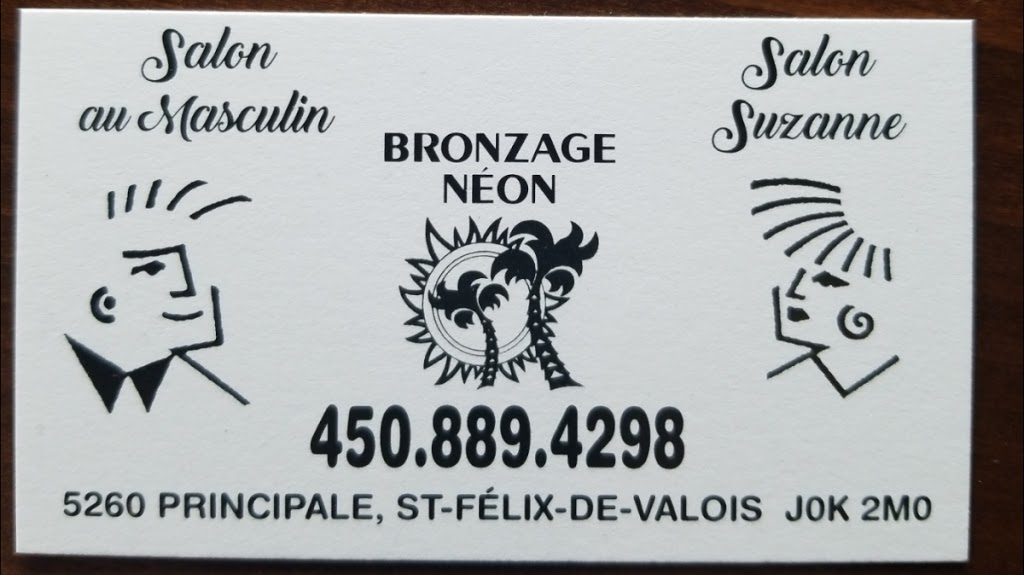 Bronzage Neon Enr | point of interest | 5260 Rue Principale, Saint-Félix-de-Valois, QC J0K 2M0, Canada | 4508894298 OR +1 450-889-4298
