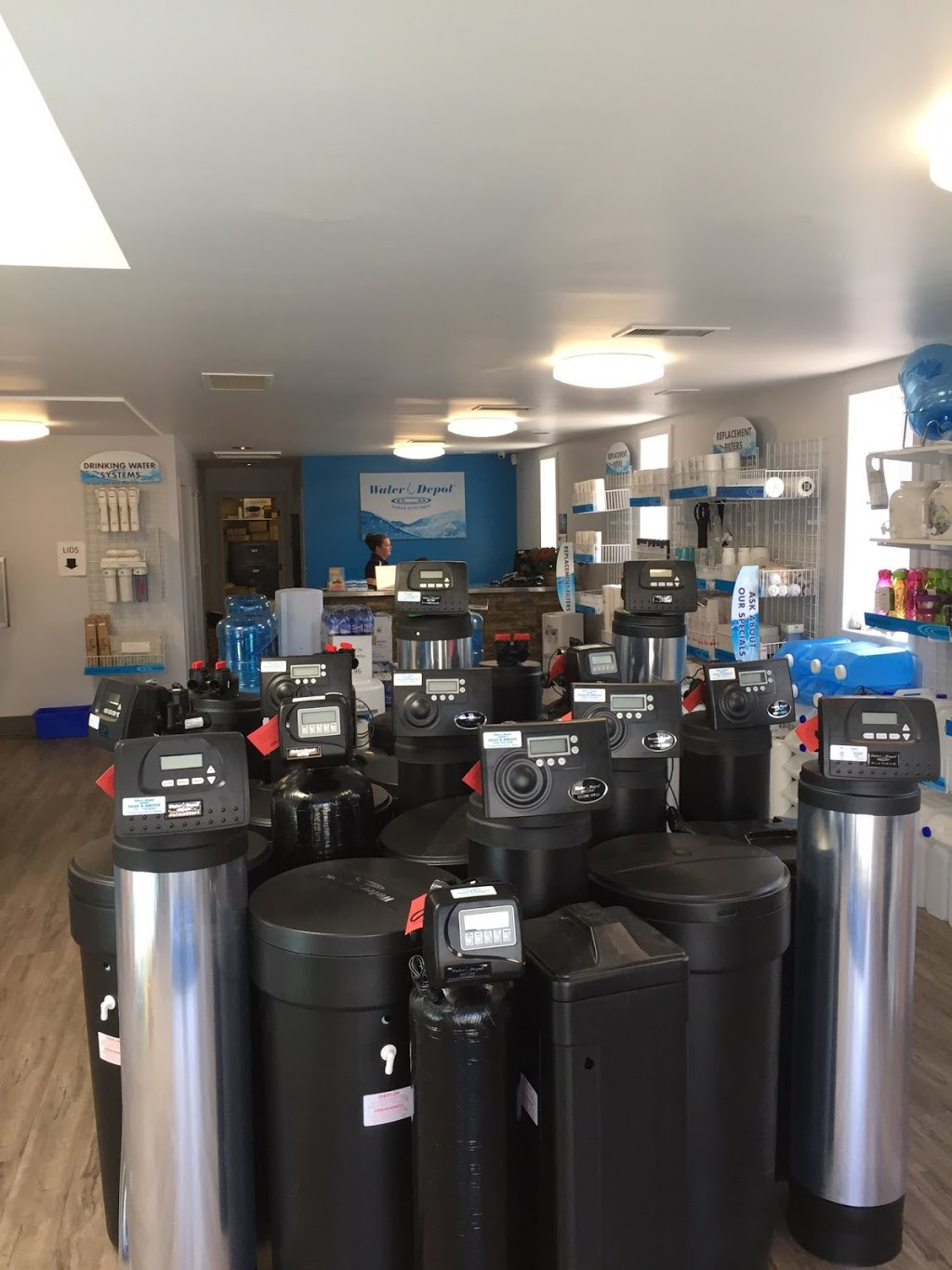 Water Depot Barrie Essa Rd | store | 70 Essa Rd, Barrie, ON L4N 3K7, Canada | 7057223242 OR +1 705-722-3242