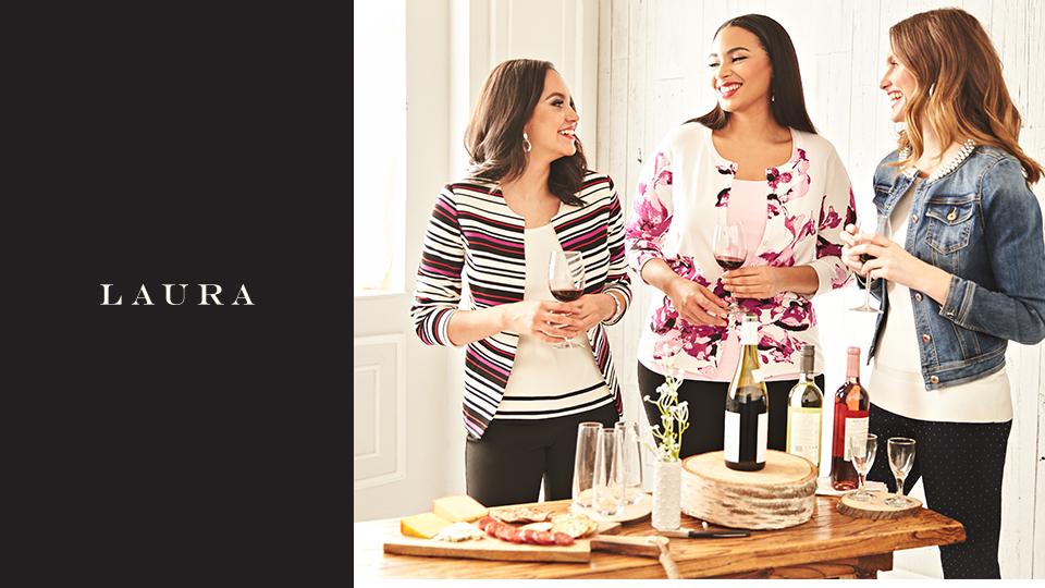 Laura | clothing store | 134 Primrose Dr, Saskatoon, SK S7K 5S6, Canada | 3066833322 OR +1 306-683-3322
