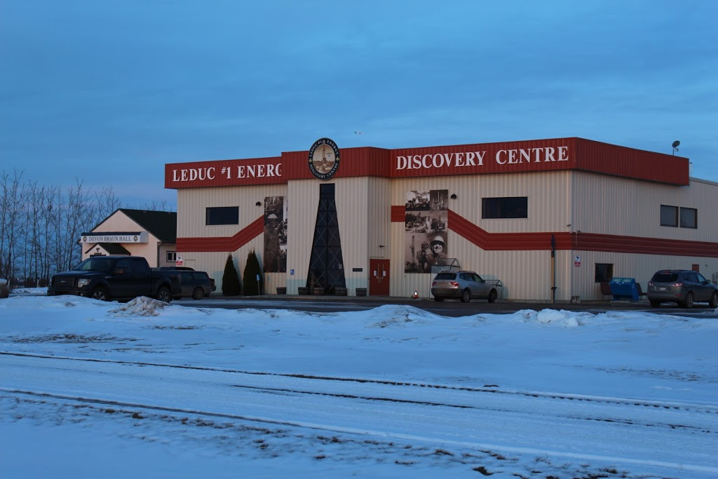 Leduc #1 Museum + Energy Discovery Centre | museum | 50399 Highway 60 South, Devon, AB T9G 0B2, Canada | 8669874323 OR +1 866-987-4323