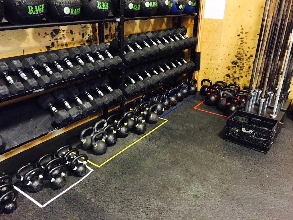 CrossFit Quebec City | gym | 140-, 125 Rue Fortin, Quebec City, QC G1M 3M7, Canada | 4182657577 OR +1 418-265-7577