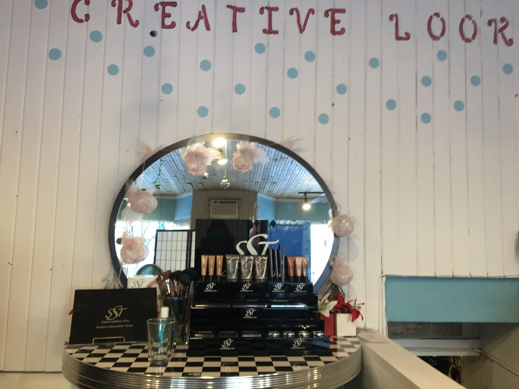 Creative Look Hair Studio | hair care | South Side Of The Building SIDE DOOR, 128-B Lipton St, Winnipeg, MB R3G 2G7, Canada | 2047720361 OR +1 204-772-0361