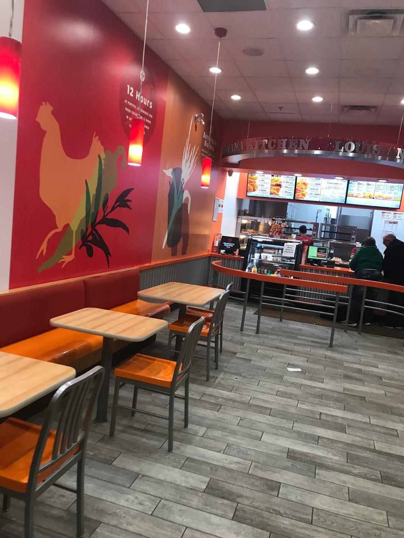 Popeyes Louisiana Kitchen Rymal Road   meal takeaway   Walmart Center @ Rymal and Centennial, 2176 Rymal Rd E, Hannon, ON L0R 1P0, Canada   9056927600 OR +1 905-692-7600