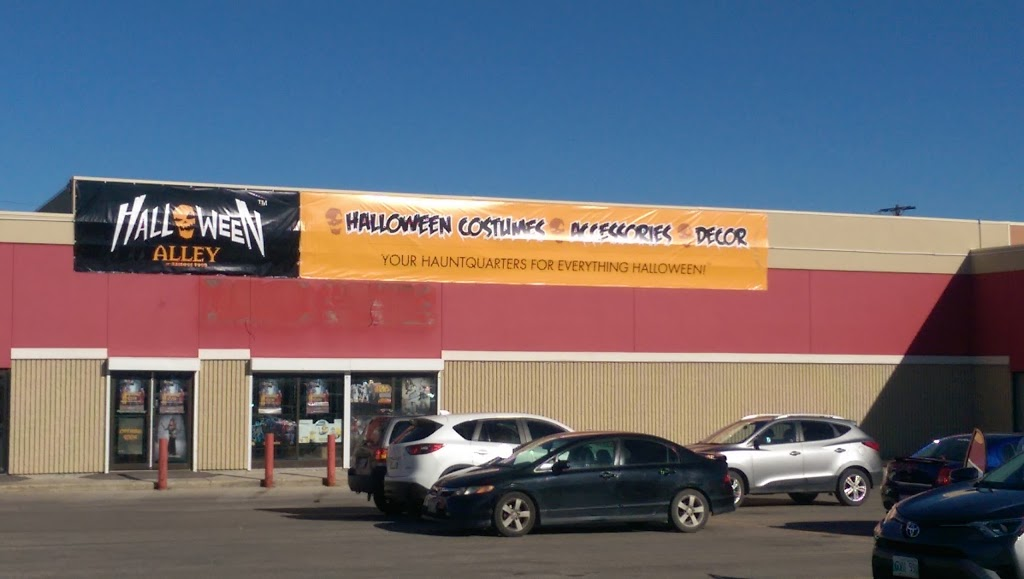 Halloween Alley | clothing store | 1225 St James St, Winnipeg, MB R3H 0K9, Canada | 2047866044 OR +1 204-786-6044
