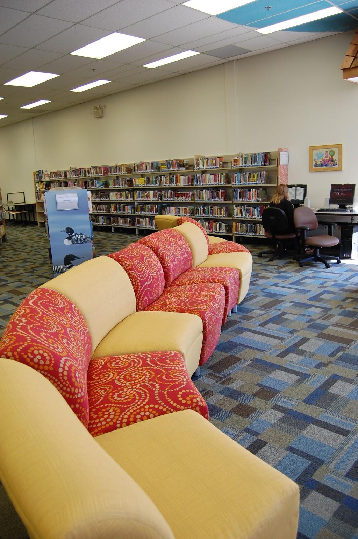 Oshawa Public Libraries - Jess Hann Branch | library | 199 Wentworth St W, Oshawa, ON L1J 6P4, Canada | 9055796111 OR +1 905-579-6111