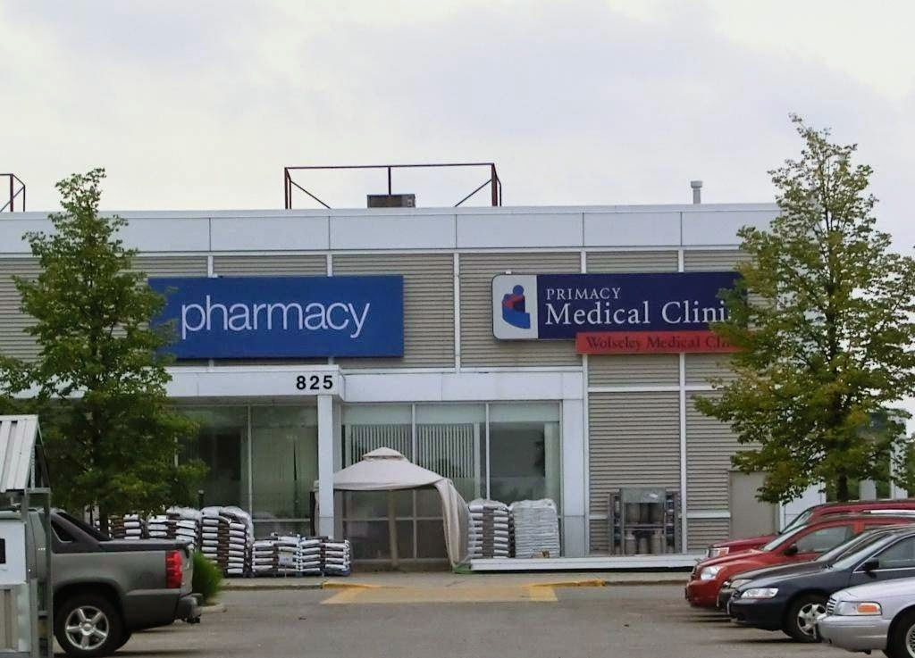 Primacy - Wolseley Medical Clinic | doctor | 825 Oxford St E, London, ON N5Y 3J8, Canada | 5196730159 OR +1 519-673-0159