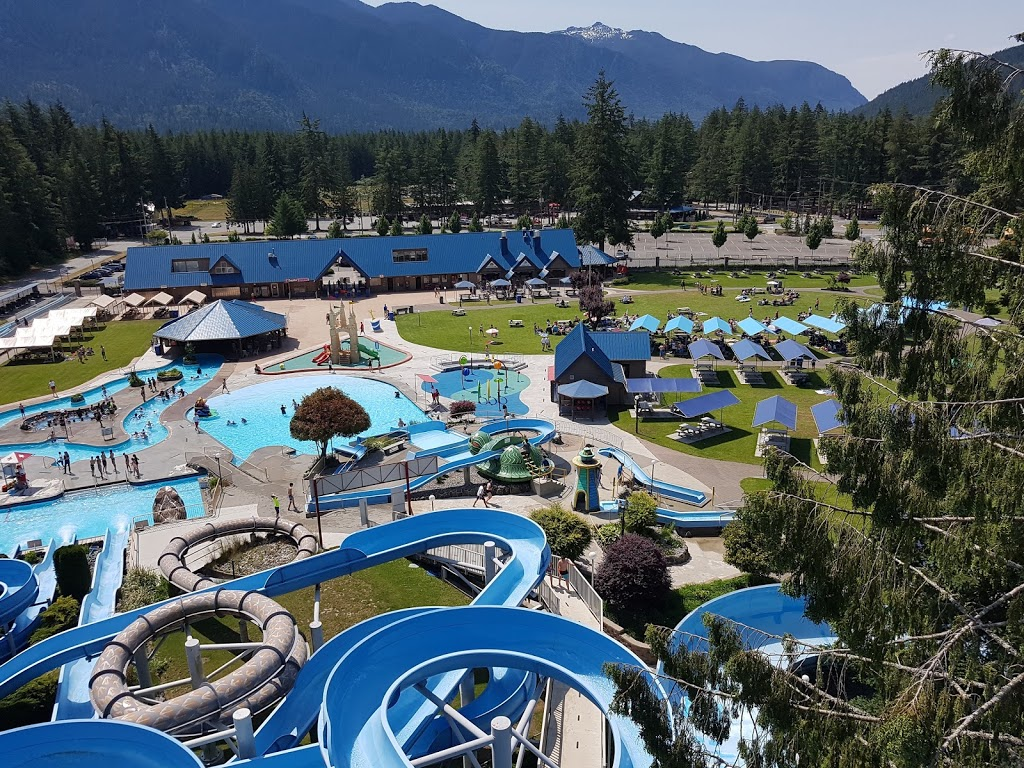 Cultus Lake Waterpark | amusement park | 4150 Columbia Valley Hwy, Cultus Lake, BC V2R 5H6, Canada | 6048587241 OR +1 604-858-7241