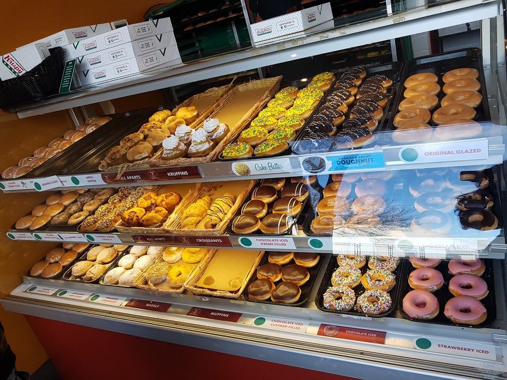 Krispy Kreme Doughnuts | bakery | 215 Harbord St, Toronto, ON M5S 1H6, Canada | 6473518911 OR +1 647-351-8911