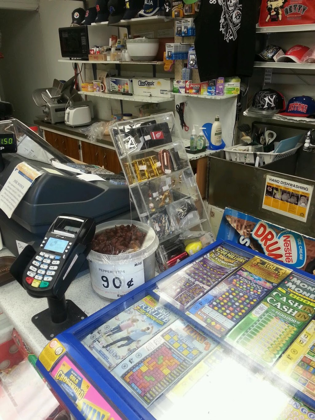 Clancys Variety | convenience store | 2646 Seminole St, Windsor, ON N8Y 1X7, Canada | 5199441442 OR +1 519-944-1442