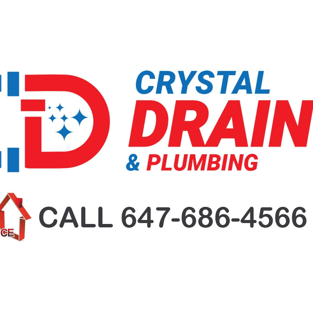 Crystal Drain Plumbers Oshawa - Waterproofing & Clogged Drain Se | home goods store | 860 Simcoe St N, Oshawa, ON L1G 4V8, Canada | 6476976336 OR +1 647-697-6336