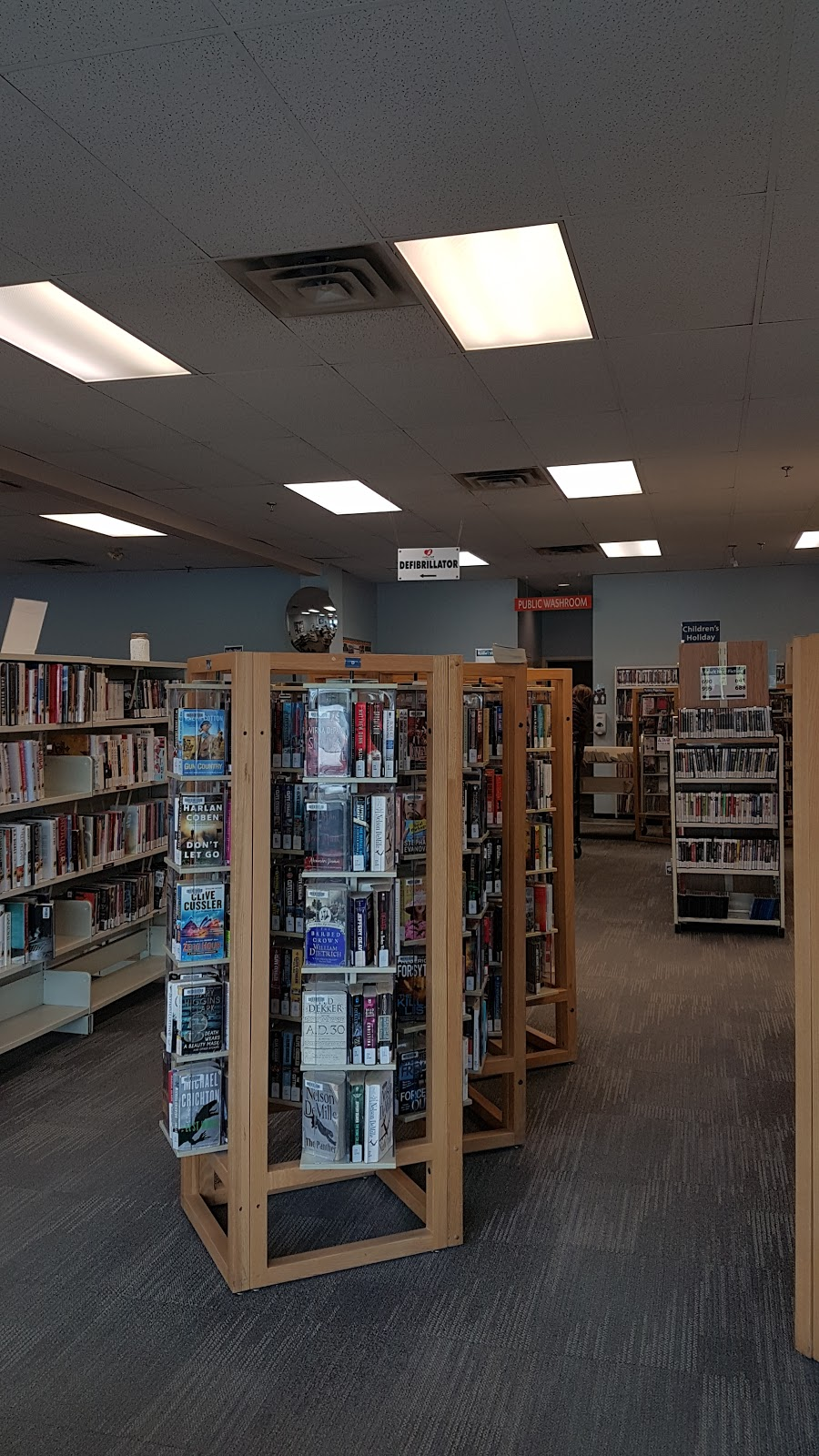 Whitby Public Library - Rossland Branch | library | 701 Rossland Rd E, Whitby, ON L1N 8Y9, Canada | 9056681886 OR +1 905-668-1886
