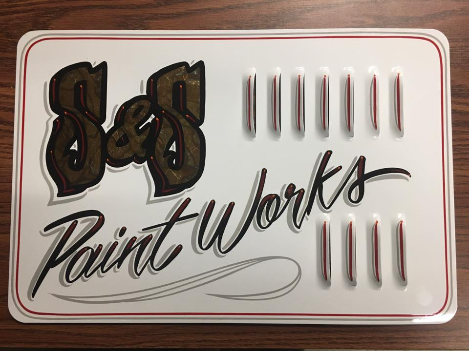 S&S Paint Works | car repair | 74 Suburban Ave, Guelph, ON N1E 6B5, Canada | 5192651373 OR +1 519-265-1373