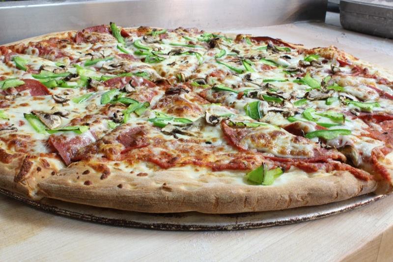 Pizza Ben   restaurant   173 Rue Sherbrooke Ouest, Montréal, QC H2X 1X4, Canada   5142879400 OR +1 514-287-9400