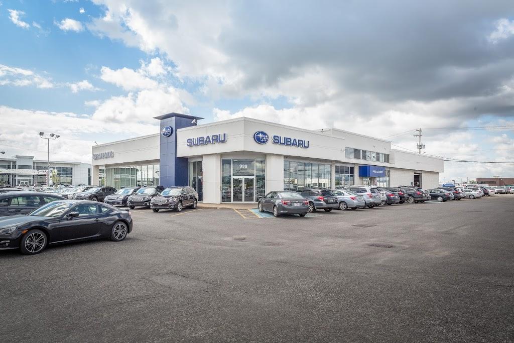 Desjardins Subaru | car dealer | 999 Avenue Galibois, Québec, QC G1M 3S4, Canada | 4186816000 OR +1 418-681-6000