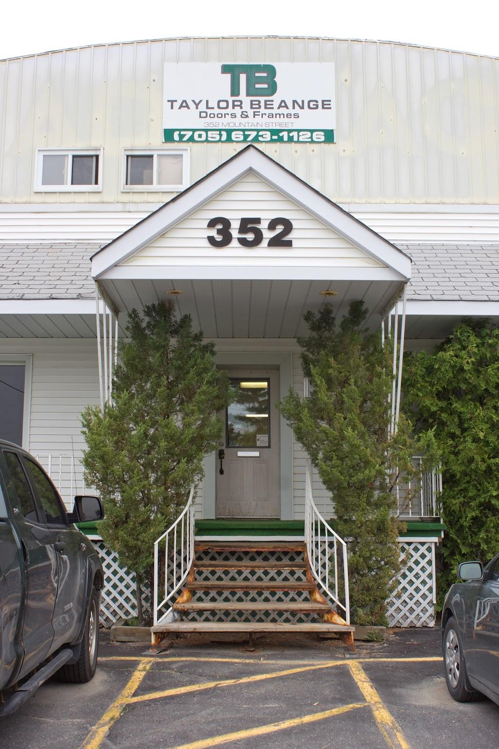 TB Doors & Frames | hardware store | 352 Mountain St, Sudbury, ON P3B 2T7, Canada | 7056731126 OR +1 705-673-1126