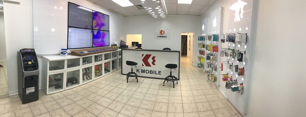 K Mobile | electronics store | 6-2200 Queen St E, Brampton, ON L6S 4G9, Canada | 4167161144 OR +1 416-716-1144