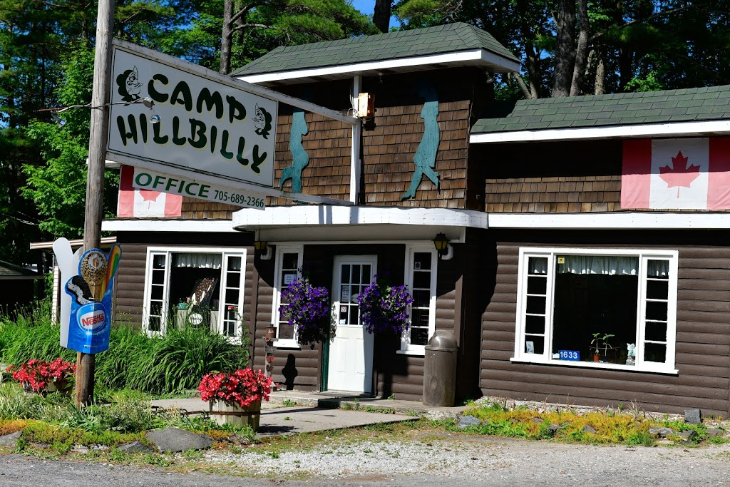 Camp Hillbilly Estates | campground | 1633 ON-11, Kilworthy, ON P0E 1G0, Canada | 7056892366 OR +1 705-689-2366