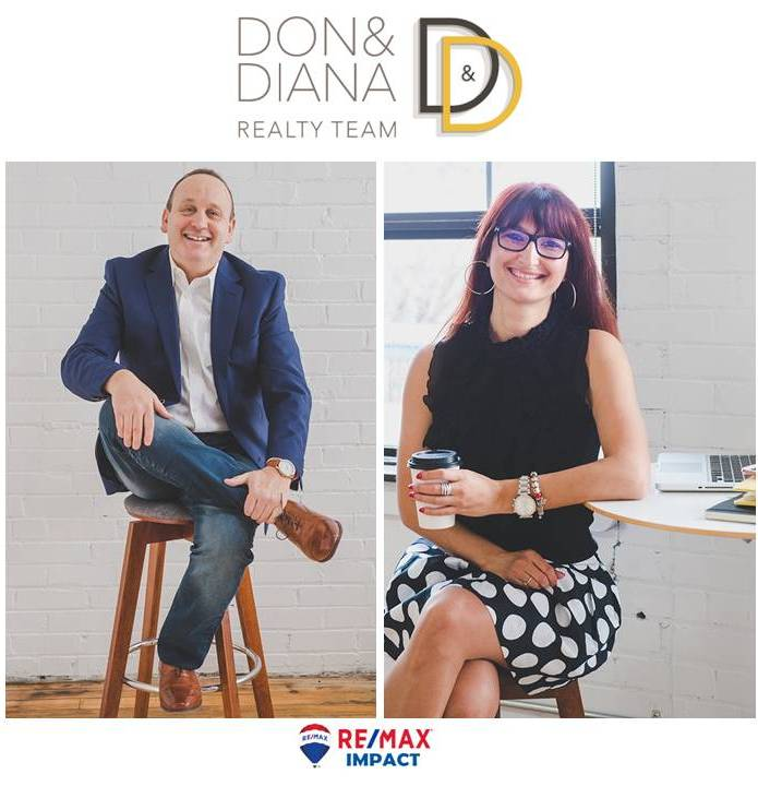 Don and Diana at ReMax | real estate agency | 1413 King St E, Courtice, ON L1E 2J5, Canada | 9057068137 OR +1 905-706-8137