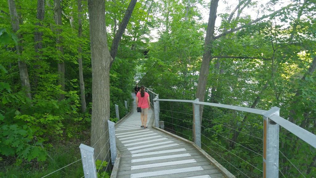 Gorge de la Magog | park | Sherbrooke, QC, Canada