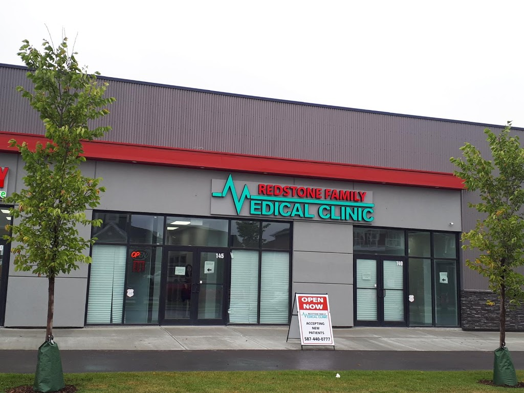 Redstone Family Medical Clinic | doctor | 630 Redstone Dr NE Unit 145, Calgary, AB T3N 1L4, Canada | 5874400777 OR +1 587-440-0777