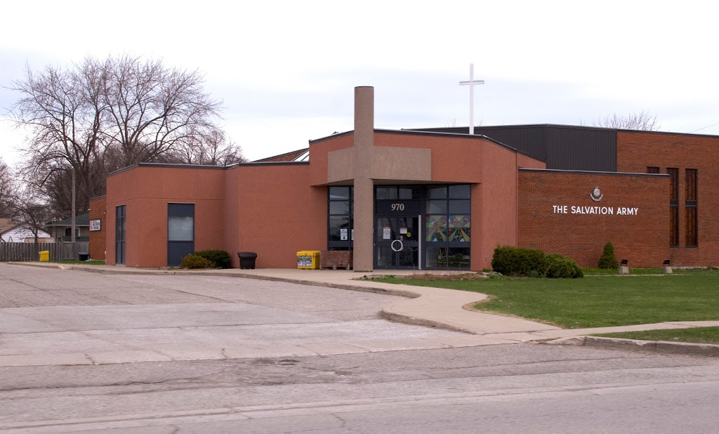 Salvation Army (The) | health | 970 Confederation St, Sarnia, ON N7S 1A1, Canada | 5193441142 OR +1 519-344-1142