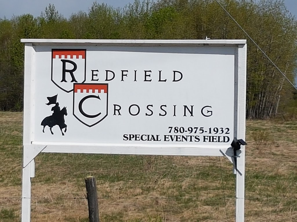 Redfield Crossing - Special Events Field | point of interest | 62025 Range Rd 224, Thorhild, AB T0A 3J0, Canada | 7809751932 OR +1 780-975-1932