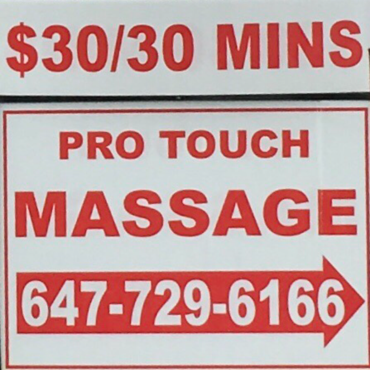 Pro Touch Wellness Centre in Markham   spa   2-5694 Hwy 7, Markham, ON L3P 1B4, Canada   6477296166 OR +1 647-729-6166