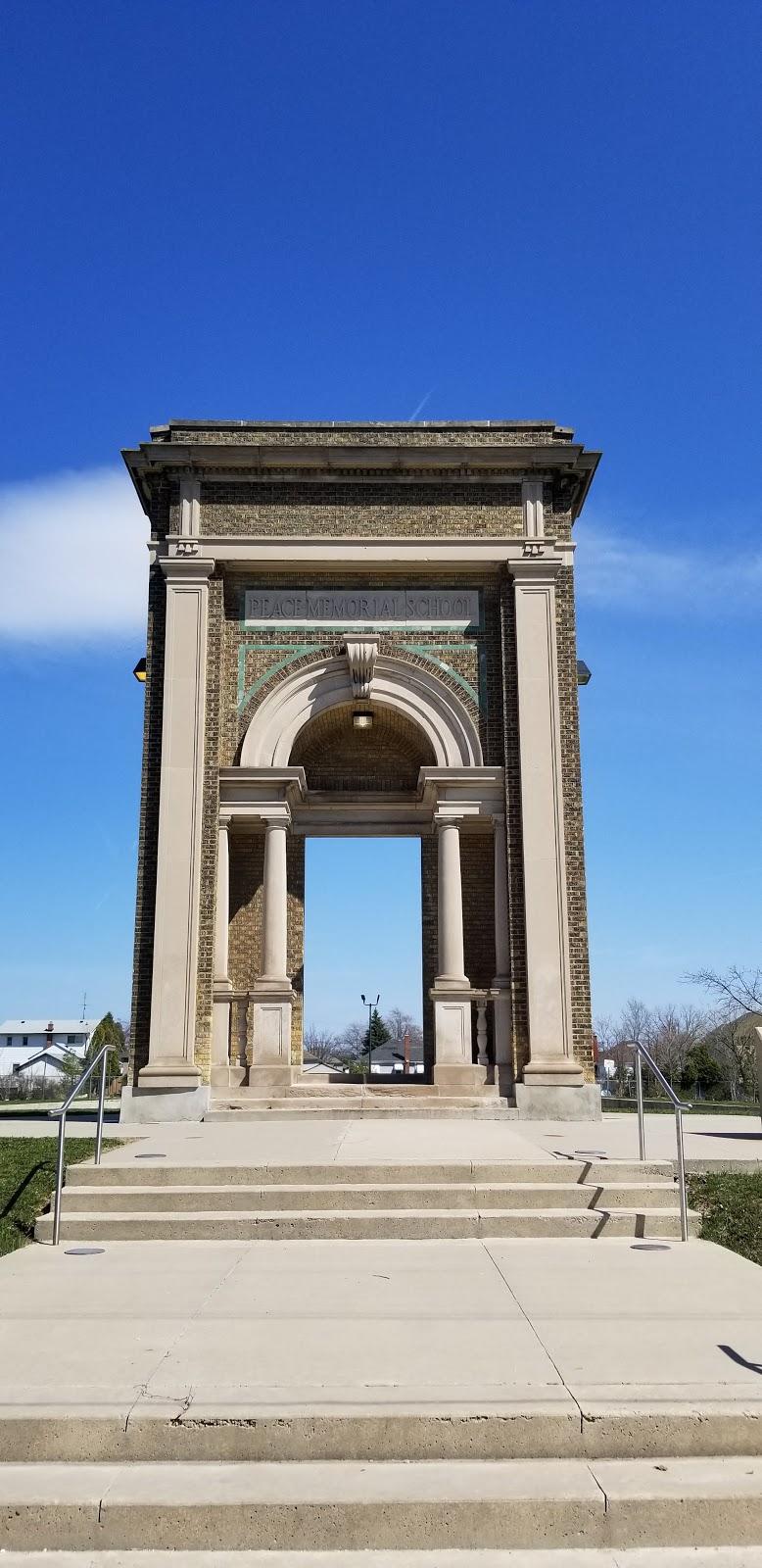 Peace Memorial Park | park | 85 E 36th St, Hamilton, ON L8V 4E7, Canada | 9055462666 OR +1 905-546-2666