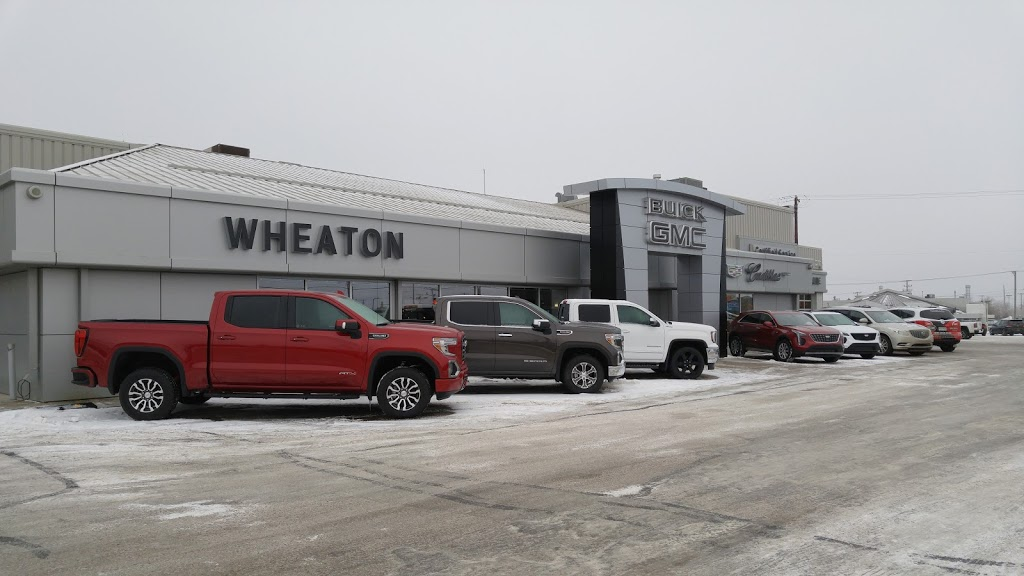 Wheaton GMC Buick Cadillac Ltd. | car dealer | 2102 Millar Ave, Saskatoon, SK S7K 6P4, Canada | 3062448131 OR +1 306-244-8131