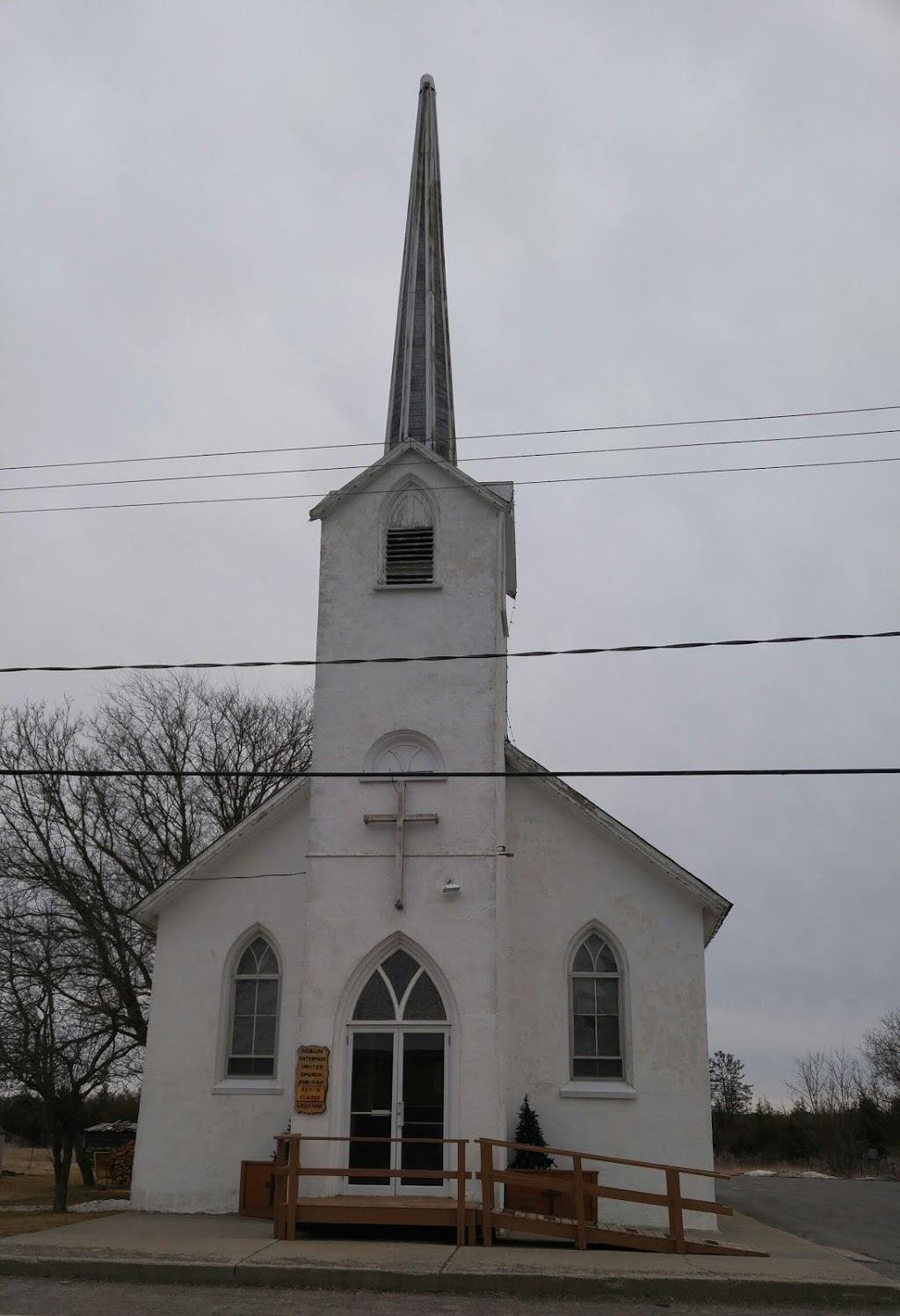 Roblin Entreprise United Church | church | 3271 Lennox and Addington County Rd 41, Roblin, ON K0K 2W0, Canada
