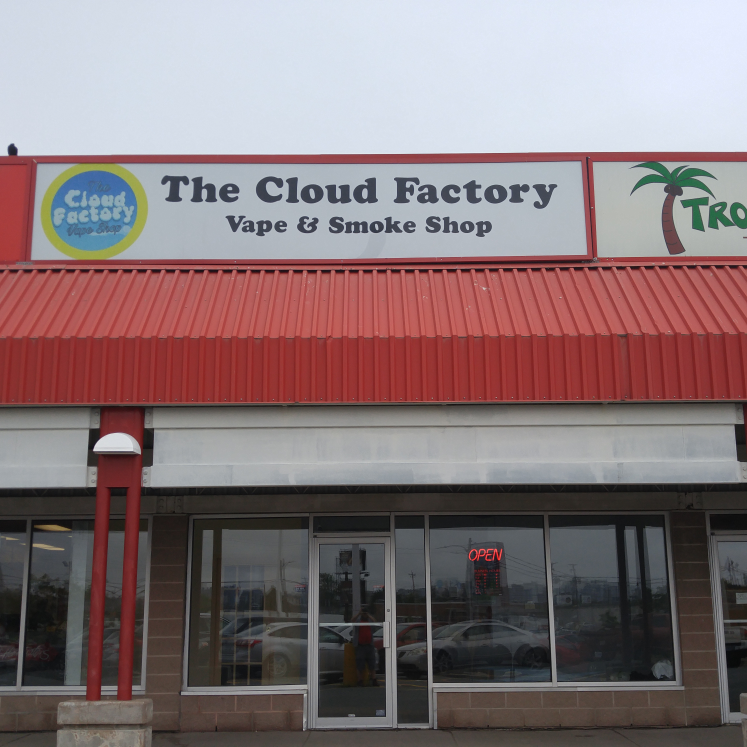 The Cloud Factory Vape Shop | store | 172 Wyse Rd, Dartmouth, NS B3A 1M6, Canada | 9024663310 OR +1 902-466-3310