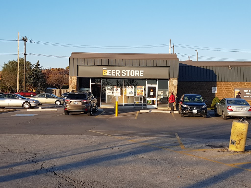 Beer Store   store   10 The East Mall Crescent, Etobicoke, ON M9B 3Y5, Canada   4162337821 OR +1 416-233-7821