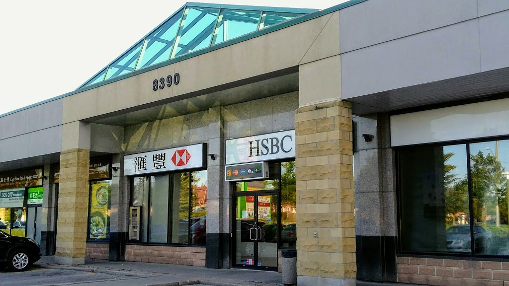 HSBC Bank   bank   PEACHTREE CENTRE, 8390 Kennedy Rd, Unionville, ON L3R 0W4, Canada   8883104722 OR +1 888-310-4722
