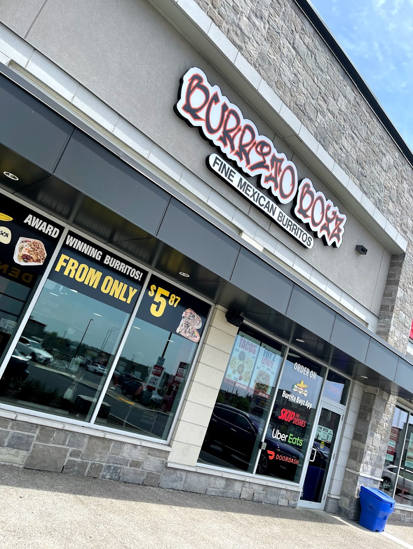 Burrito Boyz   restaurant   9 Beaumaris Dr unit B1, Brampton, ON L6T 0H1, Canada   9059132699 OR +1 905-913-2699
