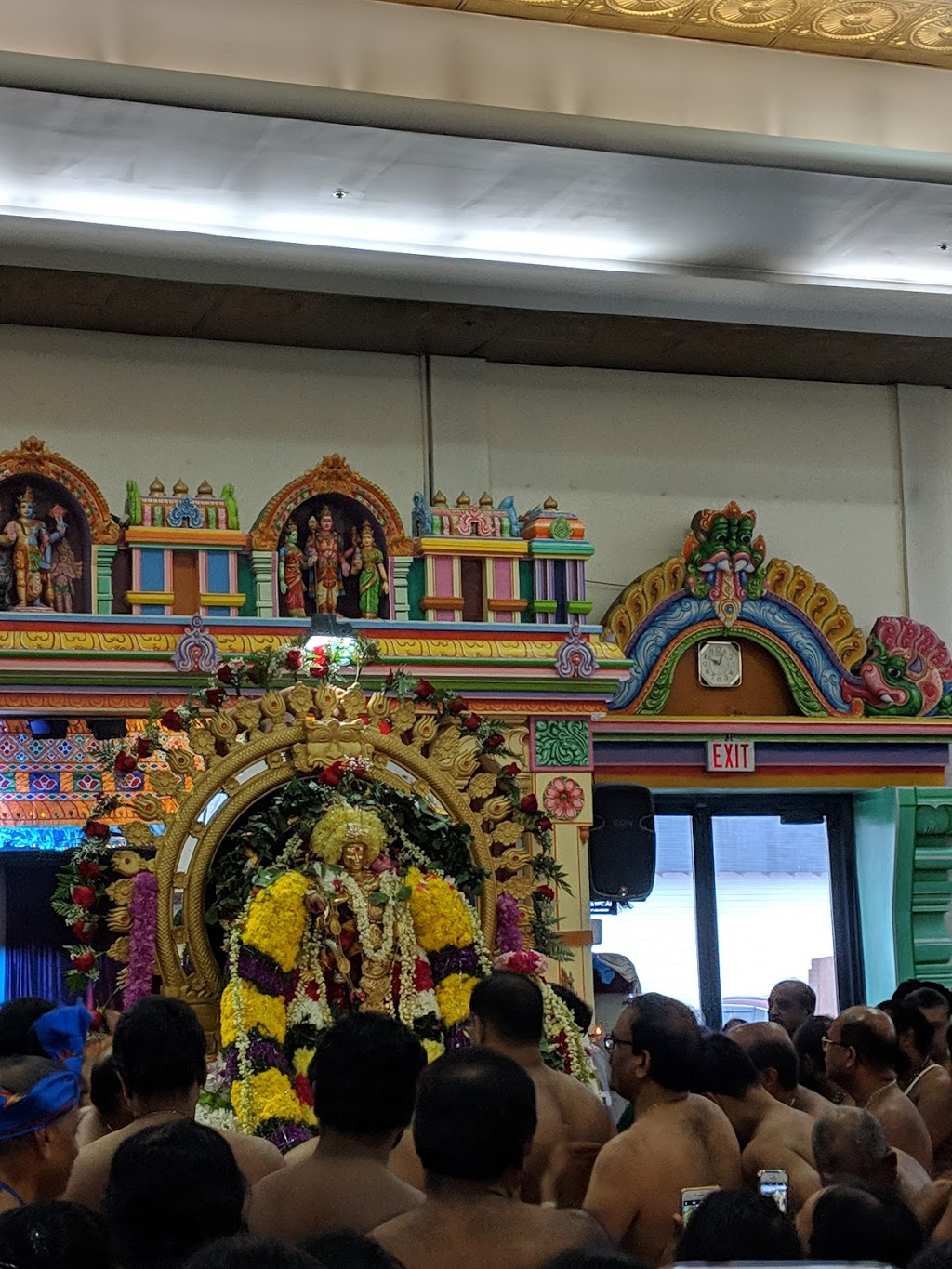 Hindu Temple Society of Canada   hindu temple   10865 Bayview Ave, Richmond Hill, ON L4S 1M1, Canada   9058839109 OR +1 905-883-9109