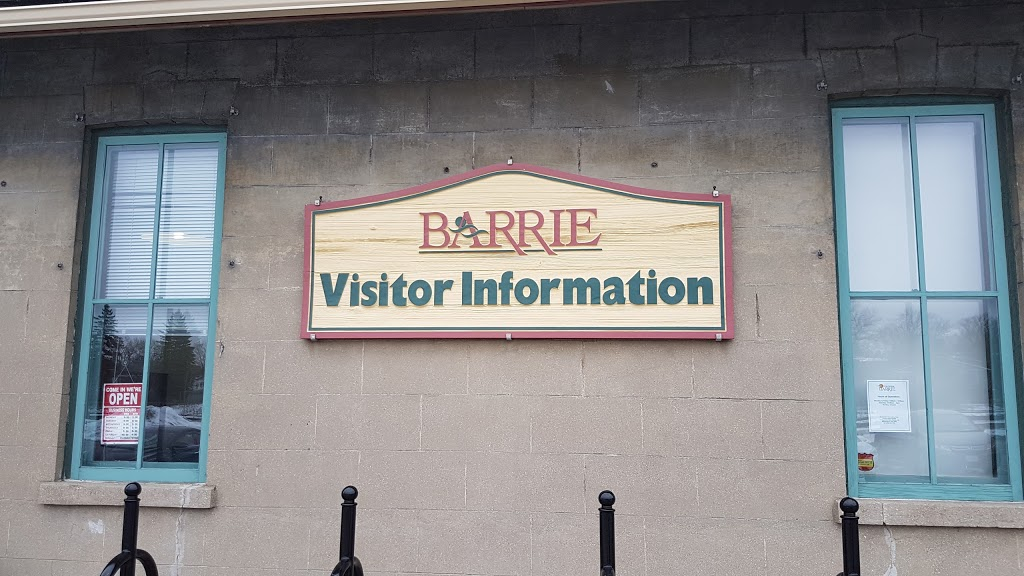 Tourism Barrie | travel agency | 205 Lakeshore Dr, Barrie, ON L4N 7Y9, Canada | 7057399444 OR +1 705-739-9444