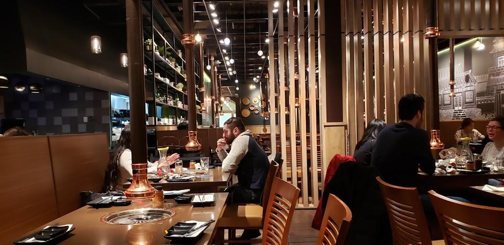 HIBI KOREAN BBQ | restaurant | 2135,Boul.Marcel-Laurin,Saint-Laurent, Montreal, QC H4R 1K4, Canada | 5145439996 OR +1 514-543-9996