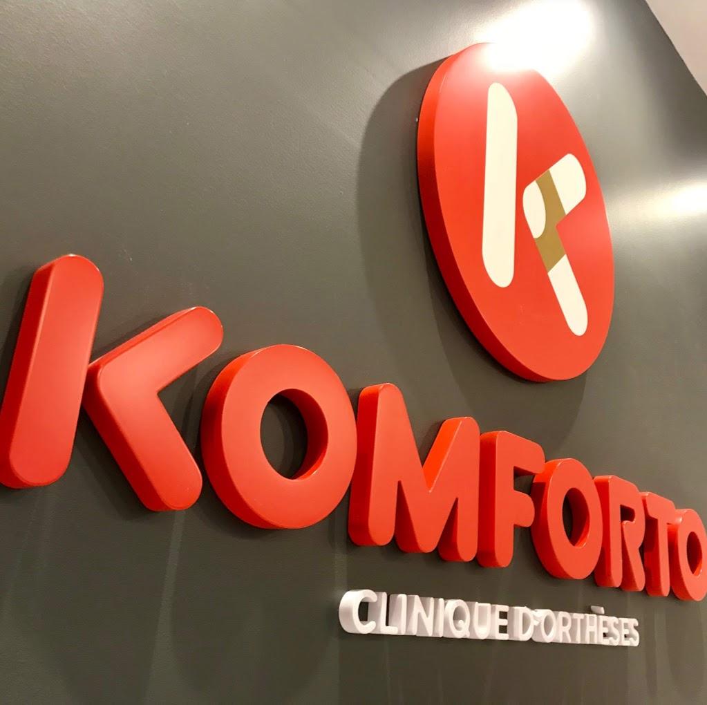 Komforto Clinique dOrthèses | health | 130-777 Boulevard Lebourgneuf, Québec, QC G2J 1C3, Canada | 4187812080 OR +1 418-781-2080
