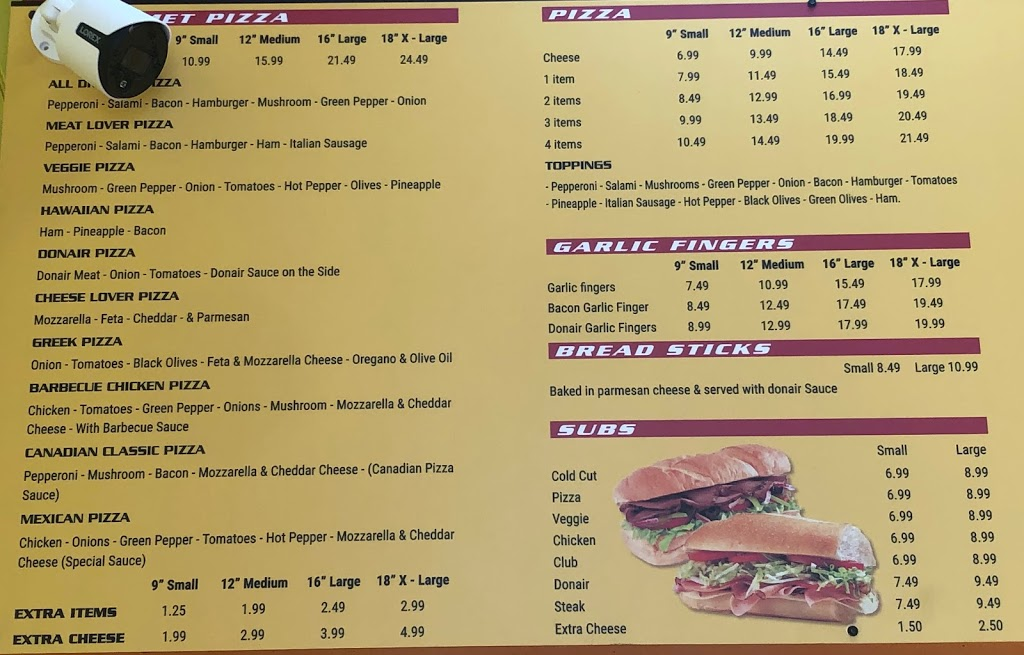 i-Pizza | restaurant | 4 Caledonia Rd, Dartmouth, NS B2X 1K9, Canada | 9024448844 OR +1 902-444-8844