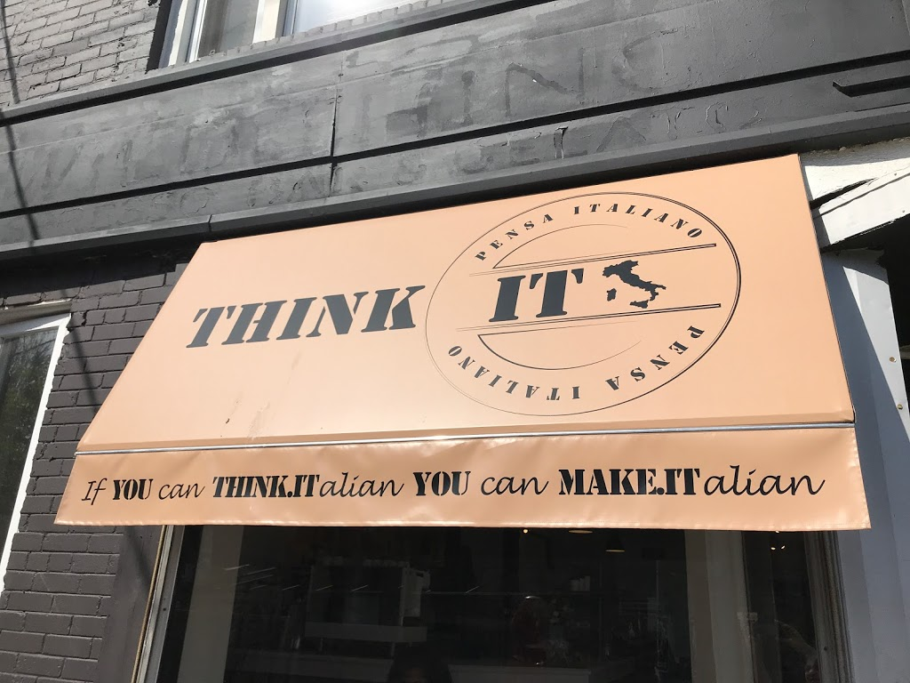 Think.It Pensa Italiano | restaurant | 196 Borden St, Toronto, ON M5S 2N3, Canada | 6473446422 OR +1 647-344-6422